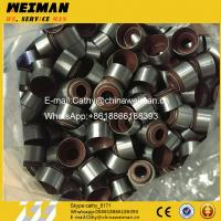 Buy cheap Genuine WP6 Engine Cylinder head subassembly Spare Part 13023391 Seal washer of valve stem from wholesalers