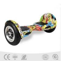 Buy cheap 10 inch  mini smart self balance scooter two wheel smart electric drift board scooter from wholesalers
