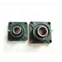 Buy cheap High quality low price 4 Bolt Flange Mounted Units Pillow Block Bearings UCF208 from wholesalers
