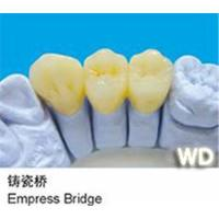 Buy cheap Empress all-ceramic denture from wholesalers