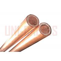 Buy cheap MICC Heavy Duty Fire Resistance Cable Mineral Insulated Copper Tube Insulated from wholesalers