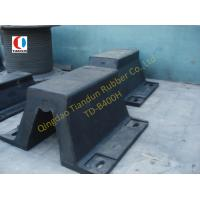 Wholesale Industrial Large Vessel Moulded Rubber Dock Fender Trelleborg V Type from china suppliers
