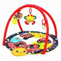 Buy cheap Colorful Baby Activity Mat, Develop Early Intelligence, Can be Used as Baby Play Gym from wholesalers