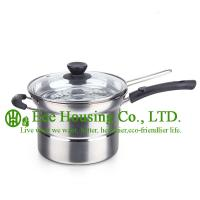 Wholesale Stainless steel cookware/induction cooking pot / steamer pot/soup/mini pot kitchen from china suppliers