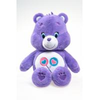 Wholesale Original Care Bears Stuffed Animals Cartoon Plush Toys , Purple / Blue / Yellow from china suppliers