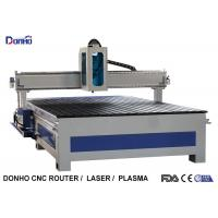 Wholesale T-Slot Table 3 Axis CNC Router Machine For Wood Engraving And Cutting from china suppliers
