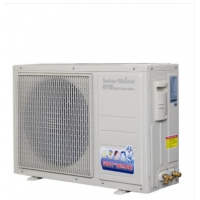 Buy cheap Low Temperature Dc Inverter Heat Pump EVI With Air Source Circulating from wholesalers