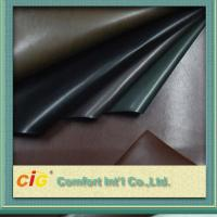Buy cheap Waterproof 0.6mm To 1.2mm PVC Artificial Leather For Sofa / Car Seat from wholesalers