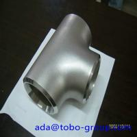 Buy cheap ASTM SS316 Thread Socket Weld Stainless Steel Reducing Tee Size 1-48 Inch product