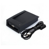 Buy cheap USB Rechargeable 125KHZ EM Mifare Card Reader from wholesalers