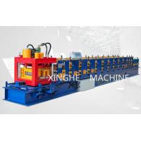 Buy cheap Corrugated Iron Purlin Roll Forming Machine For Making Stadium Roof Sheet from wholesalers