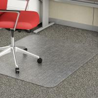 Buy cheap Rectangular Decorative Studded Anti Static Chair Mat / Computer Chair Floor Mat from wholesalers