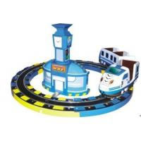 Buy cheap SZF Intercity Train Kiddie Ride Game Machine 400W For Theme Park TR-QF018 from wholesalers
