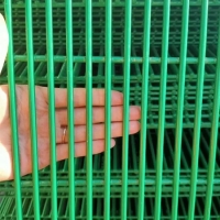 Buy cheap Curvy Welded Mesh Fence 3D Wire Mesh Fence Panel Factory Price from wholesalers