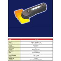 Black Smooth Surfaces Color Difference Meter SC20 with C light source for Quality Control Manufactures