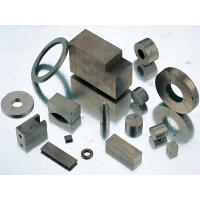 Buy cheap industrial permanent sinterd rare earth smco magnets ring with d25MM from wholesalers