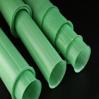 Buy cheap PP Corrugated Plastic Plant Guards Green Color UV Resistant 60cm Length from wholesalers