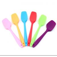 Buy cheap 2016 Durable silicon rubber shovel,hot sale new design kitchen tools,silicone turner from wholesalers