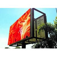 Buy cheap Outdoor LED Display For Advertising With P10SMD High Brightness LED Screen from wholesalers