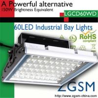 60W LED Industrial Overhead Bay Lights Manufactures