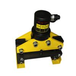 Buy cheap Busbar Punching Machine Hydraulic Bus Bar Cutting Tools For Metal Sheet Cutting 12mm from wholesalers
