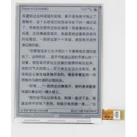 Buy cheap ED060SCE PVI EPD E Ink LCD Display For Nook 2 Kobo N905 Sony T1 / T2 E Book Reader from wholesalers