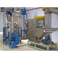 Buy cheap Industrial PET Bottle Washing Recycling Line , Plastic Bottle Compactor from wholesalers