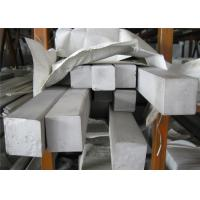 China Square Marine Stainless Steel Bar DIN 309S , Hot Rolled Steel Bar on sale