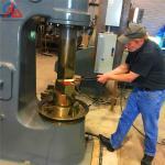 Buy cheap Blacksmithing Tool Anyang power hammer pneumatic forging hammer for open die forging from wholesalers
