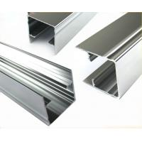 Buy cheap Chemically Polished Aluminum Angle Extrusion For Windows And Doors ,  ISO9001 approved from wholesalers