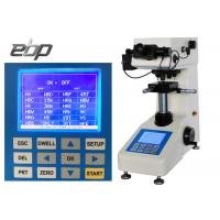 Wholesale Double Indenter Microhardness Testing Machine , Digital Microhardness Tester from china suppliers