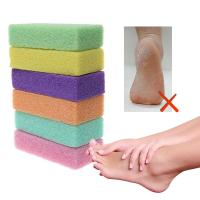 Buy cheap Pumice Extra-Coarse Purple Pumice Bar is great for pedicures and callus removal pumice sponge from wholesalers
