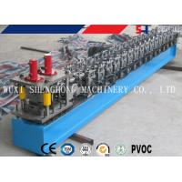 Buy cheap Gcr15 Roll Material Metal Door Shutter Door Frame CE Certificate Cold Roll Former from wholesalers