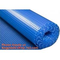 Buy cheap USA Europe Heavy Duty Plastic Bags Bubble Insulated Swimming Pool Cover Film from wholesalers