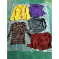 Buy cheap Used Ladies T-shirts from wholesalers