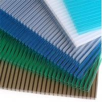 Buy cheap polycarbonate hollow sheet from wholesalers