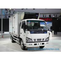 Buy cheap ISUZU 4 X 2 3 Tons Food Refrigerated and Freezer Truck from wholesalers