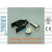 Wholesale ERIKC 7135-656 diesel fuel pump injection repair kit EJBR00504Z includ delphi nozzle L135PBD and valve 9308-621C from china suppliers