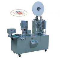 Buy cheap Fast Speed Automatic Packing Machine Toothpick Wrapping Machine Energy Saving 600 Bags / Min from wholesalers