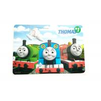 Wholesale Cartoon Logo 3D Lenticular Printing Plastic Polypropylene Placemats from china suppliers