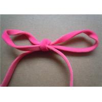 Buy cheap Rose Red Elastic Webbing Straps Jacquard Garment Accessories from wholesalers