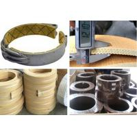 Buy cheap Rubber Based Brake Band Lining , Non Asbestos Woven Brake Lining product