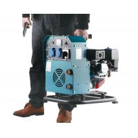 Buy cheap 130A 1000W PMG Permanent Magnet Welder Petrol Engine 8.0HP Easy Moving from wholesalers