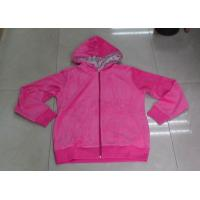 Buy cheap Pink Ladies' Hoodie 100%Polyester Micro Fleece Ladies Pajama Sets from wholesalers