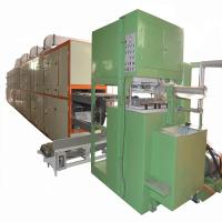 Buy cheap 2 Molds Paper Egg Tray Manufacturing Machine Environment Protect Reciprocating Type from wholesalers