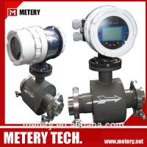 China Sanitary tri clamp flow meter on sale