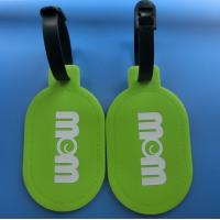 Buy cheap Custom luggage tag wholesale from wholesalers