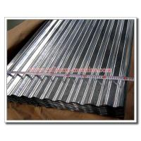 Buy cheap Hot Dipped Galvanized Zinc Corrugated Shape Steel Roofing Tile Sheet Made in China Factory from wholesalers
