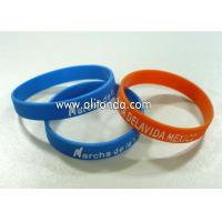 Wholesale New product high quality fashion wristbands custom silicon bracelet ,silicone wristband, rubber band from china suppliers