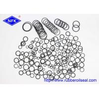 Buy cheap Oil Resistant Rubber Sealing O Ring P/G series  ,AS series ,Oring Kits from wholesalers